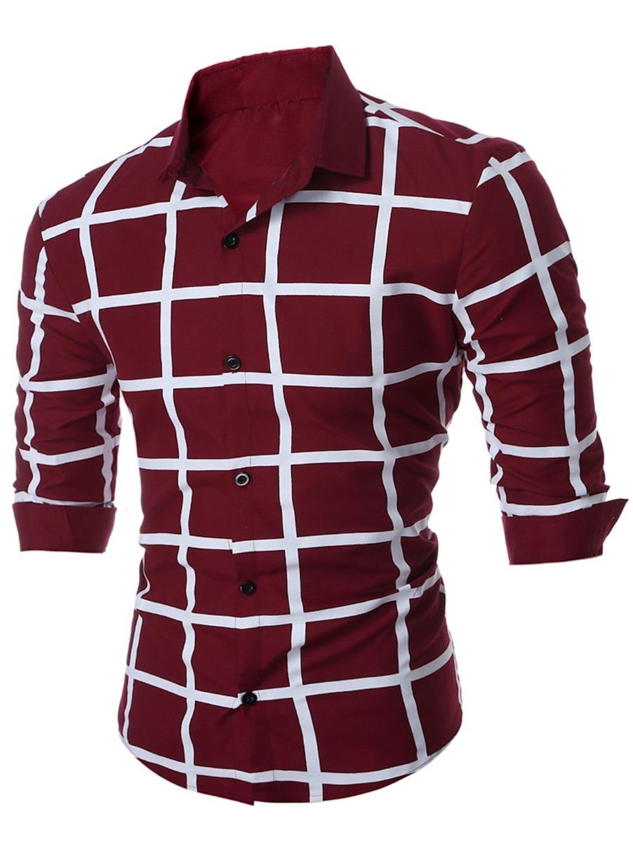 5f840c0948198 camisa masculina importada luxo roupas homem - frete grátis. Carregando zoom .
