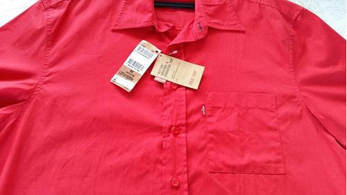 camisa masculina  levi's,manga curta,nova,ótimo preço!!!