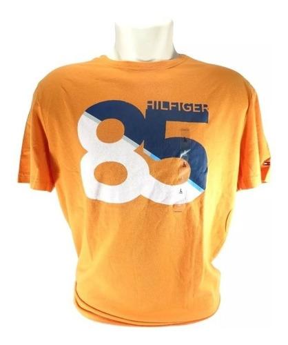 camisa masculina original tommy hilfiger  mod estampa 85