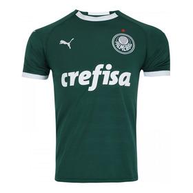 Camisa Masculina Palmeiras Puma Verde I 2019