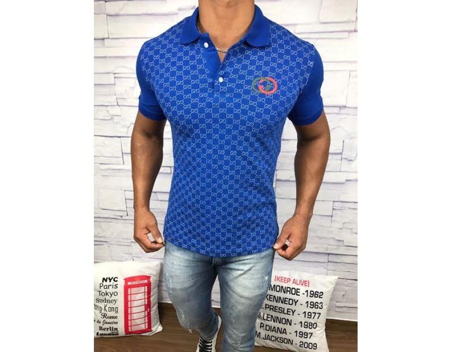 cc418e423606c camisa masculina polo gucci camiseta nova frete grátis. Carregando zoom.