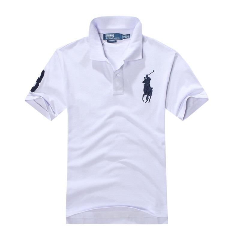 7175dd1de167e camisa polo ralph lauren wicket branca