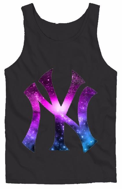 Camisa Masculina Regata Camiseta Espaço Galaxia Ny Estampada - R  28 ... 85201903376