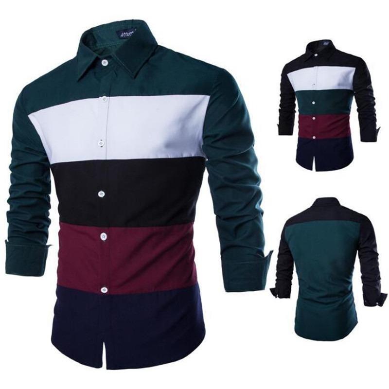 26159c5c04e113  camisa masculina social manga longa slim fit frete grátis. Carregando  zoom. ba887d720b851b ... b62809577787d