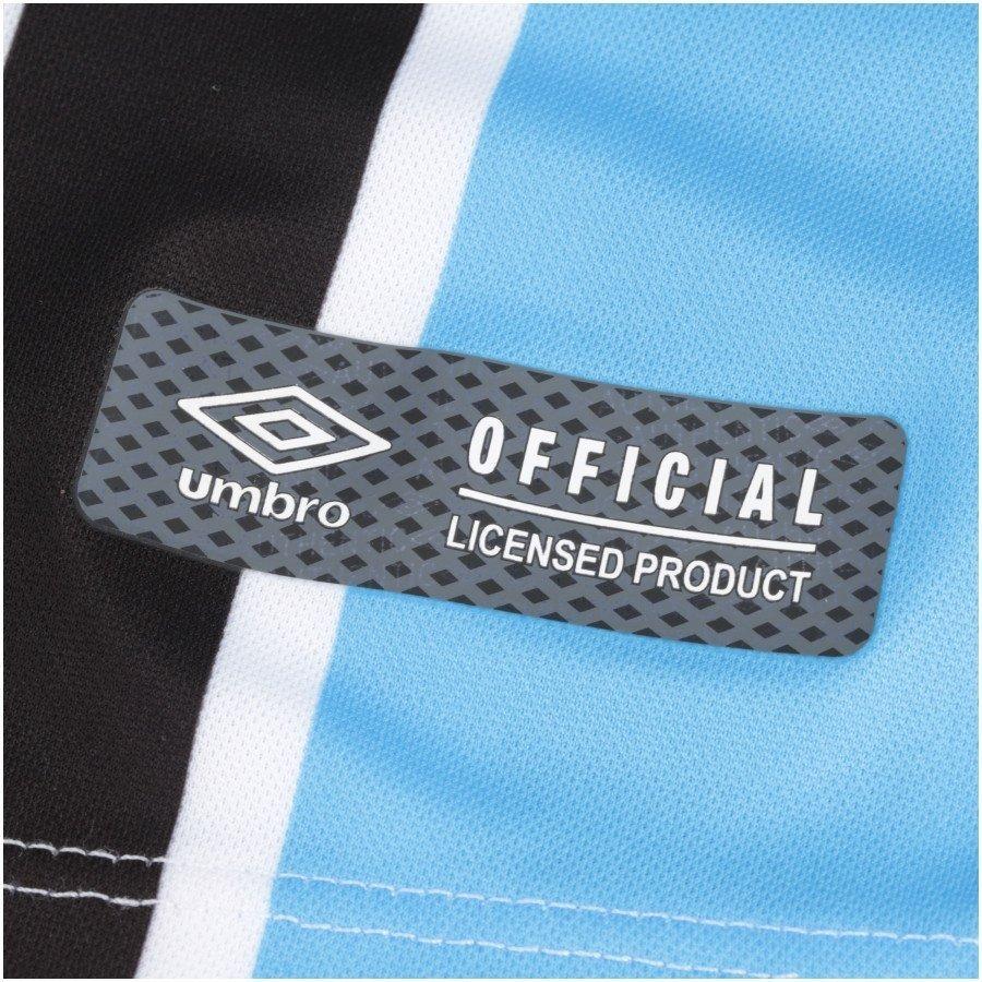 f614324b5 camisa masculina umbro grêmio of. 1 2018 tricolor. Carregando zoom.