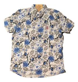 cae881557bf5f Camisas Polo Esquadra Manga Curta - Camisas para Masculino Branco com o  Melhores Preços no Mercado Livre Brasil