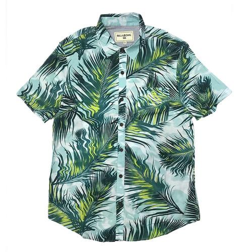 camisa m/c billabong pollsider ss shirt 11171213