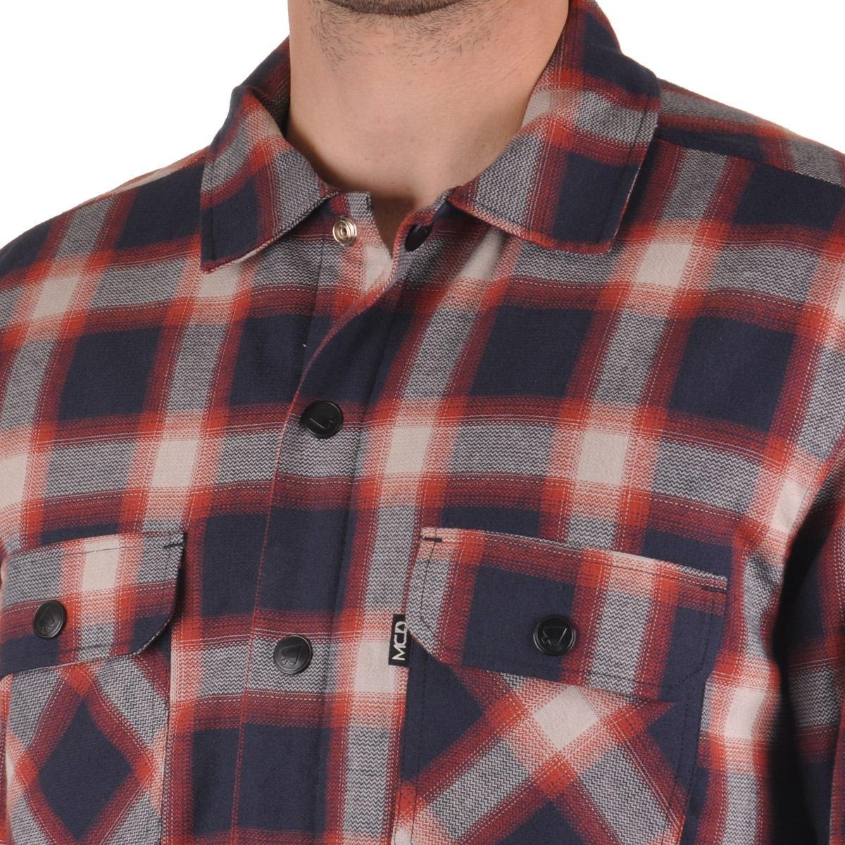 camisa mcd forrado bnks - cut wave. Carregando zoom. b087b0d5aa6