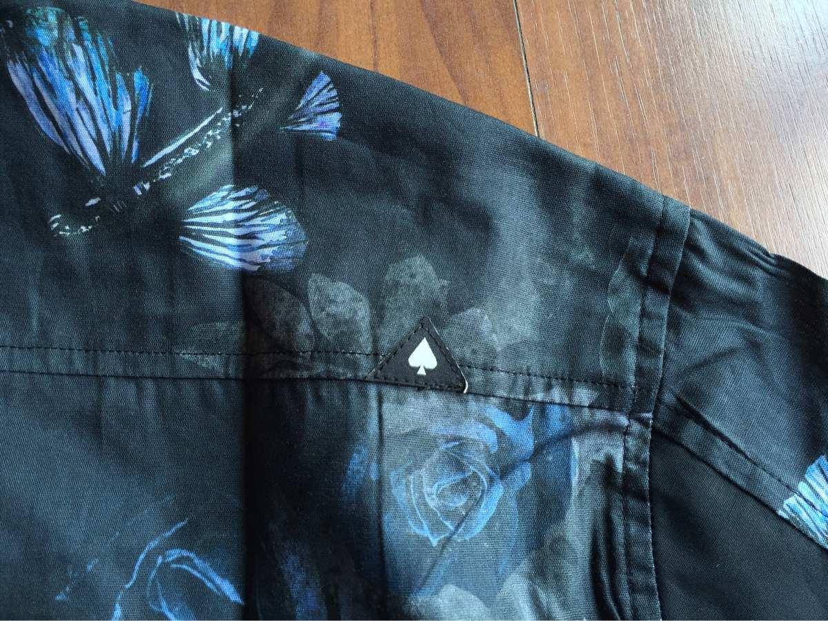 7909a3a110aa2 camisa mcd manga longa flyng fish coleção verão 16 17. Carregando zoom.