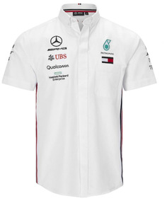 Linea Camisa Hamilton Amg 2019 Mercedes F1 Petronas Genuina fyb67g