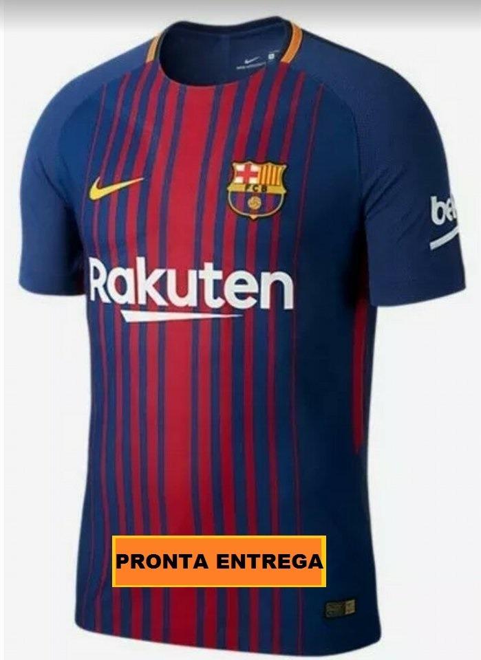 camisa messi barcelona  envio 24hs  oficial s n° original. Carregando zoom. df50b91f3c677