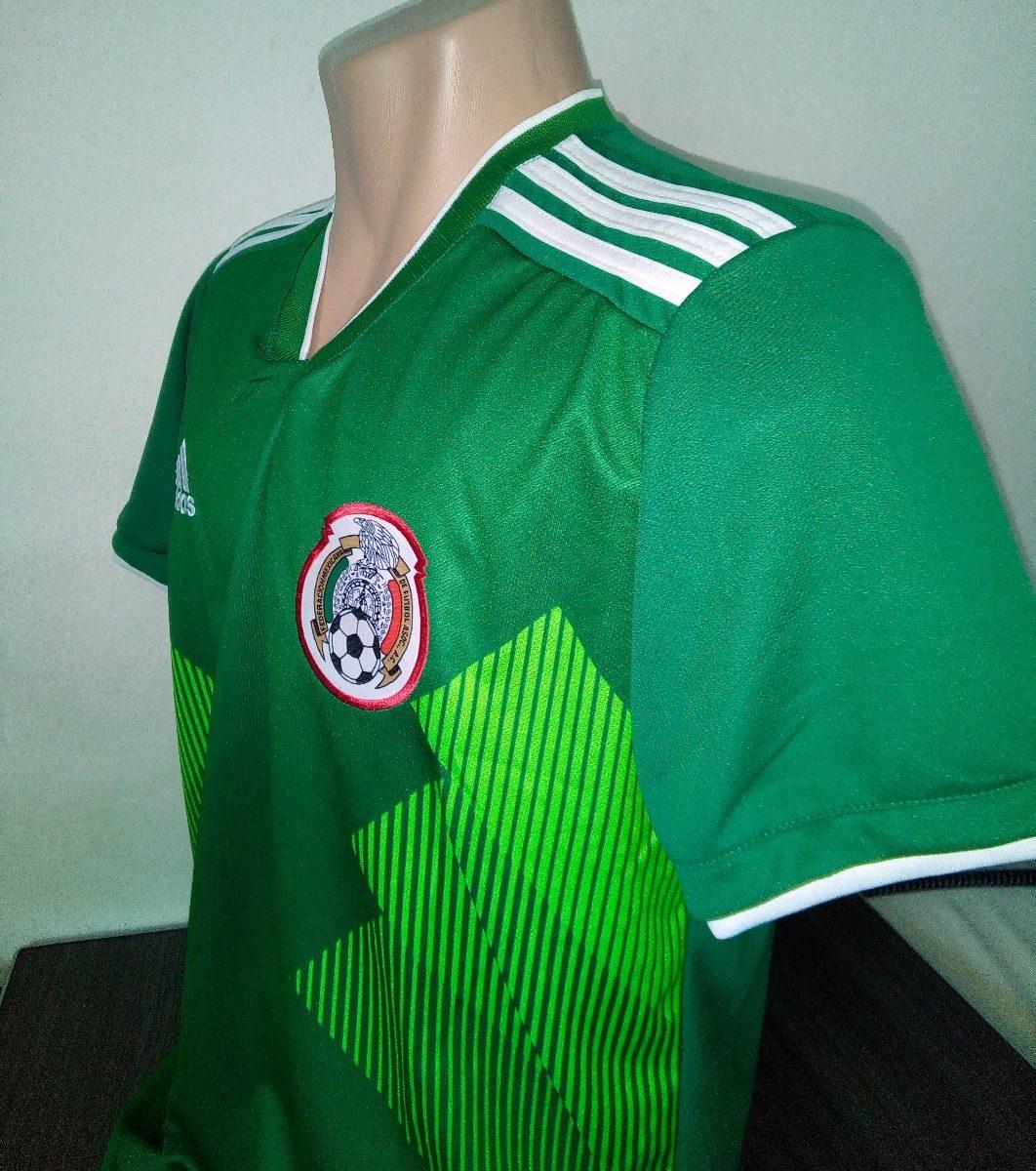camisa méxico copa 2018 supporter torcedor verde. Carregando zoom. 5c41cd46f7bd3