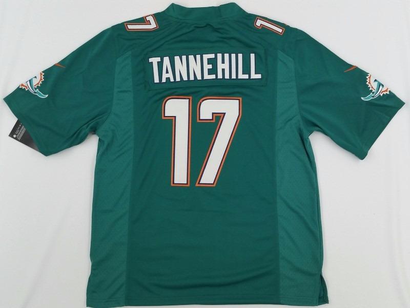 camisa miami dolphins tannehill  17 nfl 12x sem juros. Carregando zoom. a265ea6ea68c9
