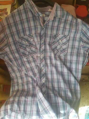 camisa michael brandon l xl
