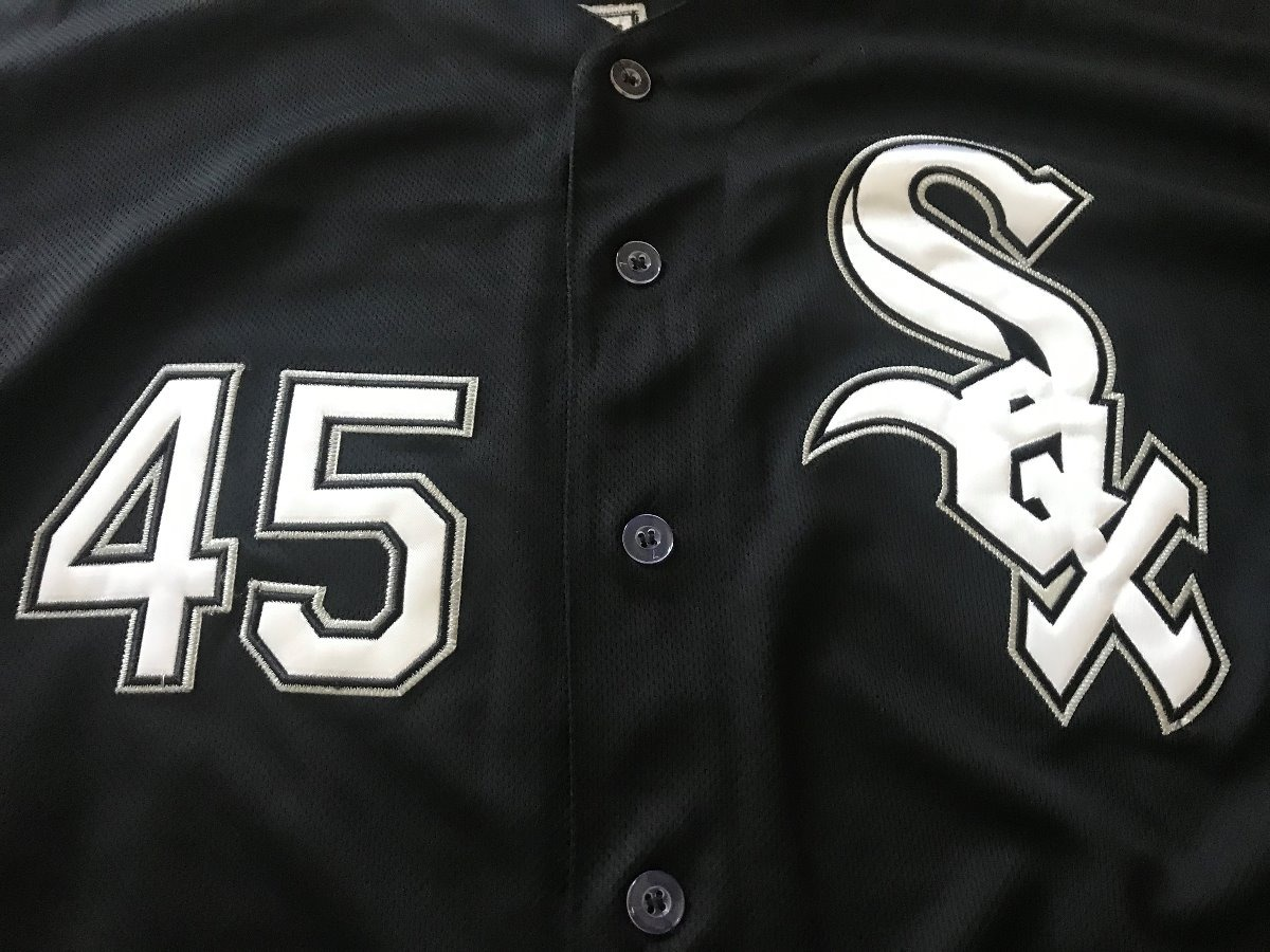 32642c476c4a6 camisa michael jordan baseball mlb chicago white sox. Carregando zoom.
