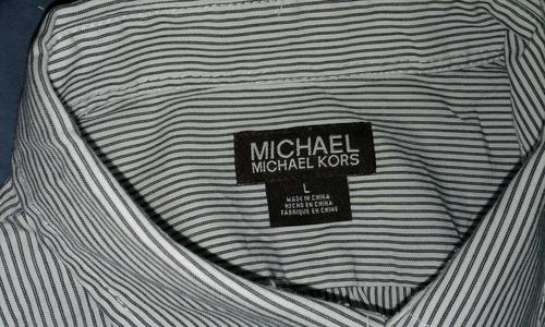 camisa michael kors grande