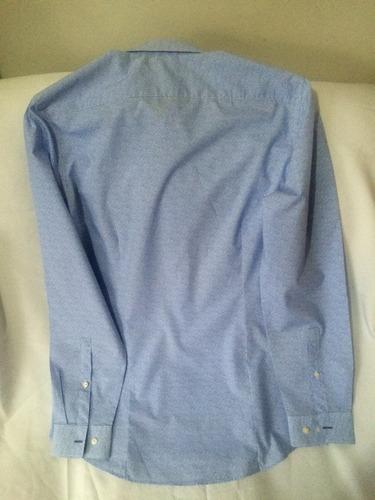camisa michael kors slim fit original... nueva linea