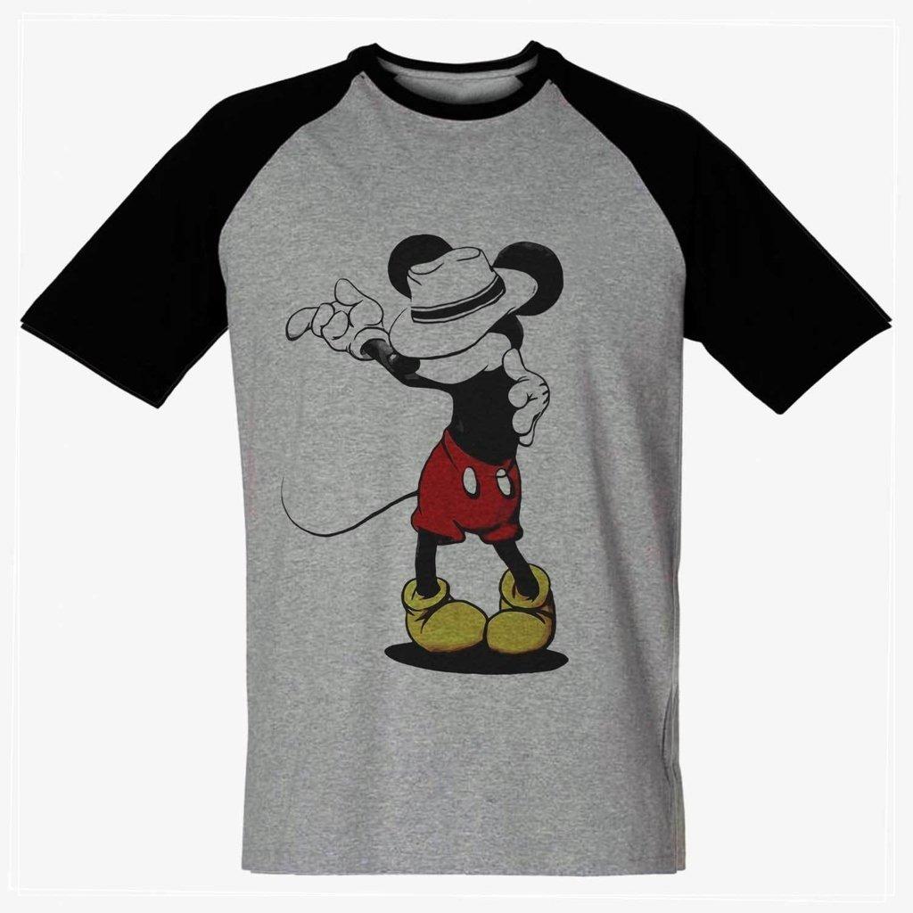 c9d0d6398 Camisa Mickey Jackson Camiseta Swag Rap Hip Hop Dope - R  35
