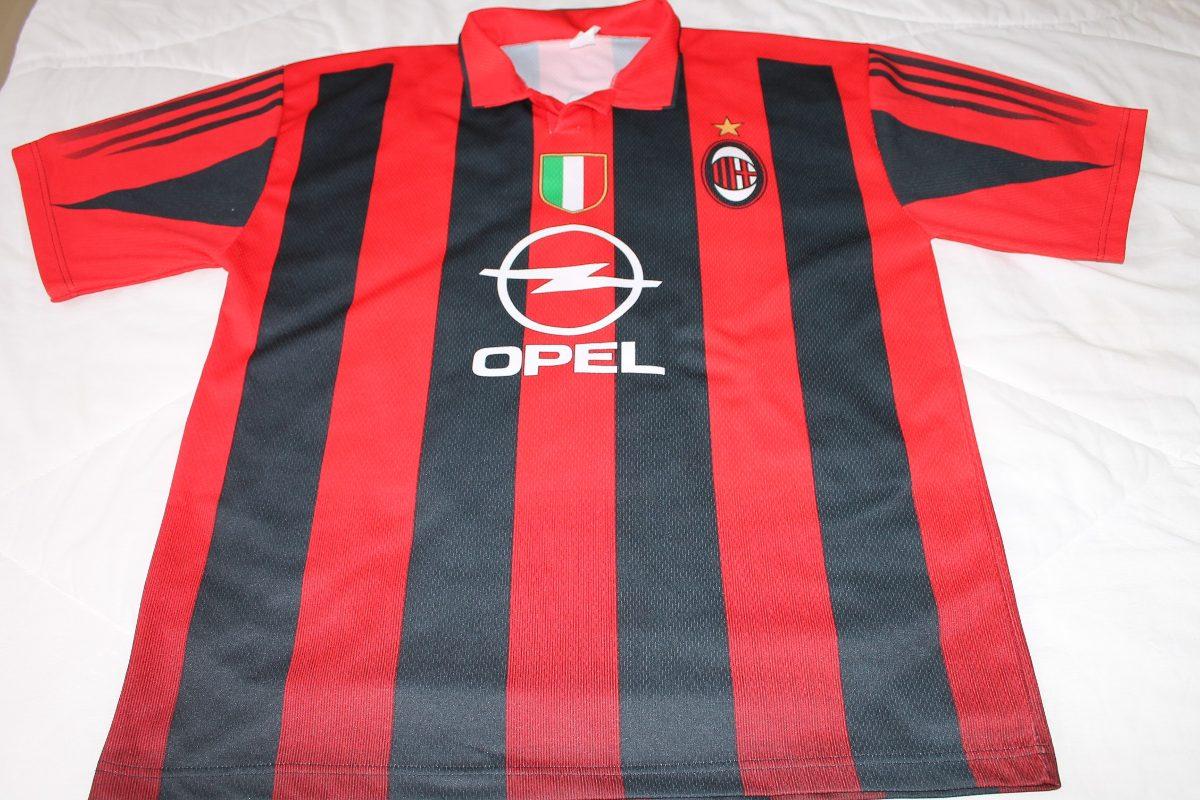 camisa milan - pirlo   21 - 2005 - itália - ler todo anúncio. Carregando  zoom. 16e4061bf48aa
