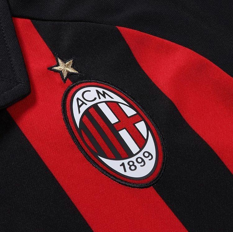 Camisa Milan Promoção ( Pronta Entrega ) Temporada 18-19 - R  139 38768d3f20a79