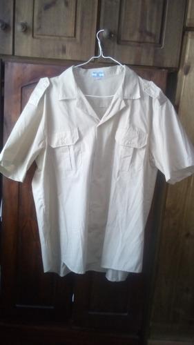 camisa militar ejército argentino o gendarmería, talle 46