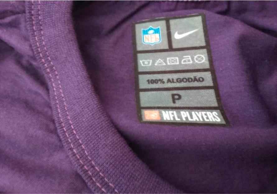 5bf8de389 camisa minnesota vikings nfl malha. Carregando zoom.