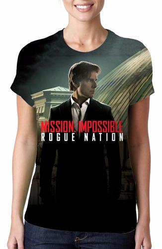 camisa, missão impossível 5 nação secreta 02 - frete grátis