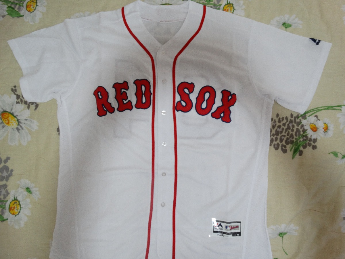 6ac3b5023f3e4 camisa mlb baseball red sox david ortiz flex cool. Carregando zoom.