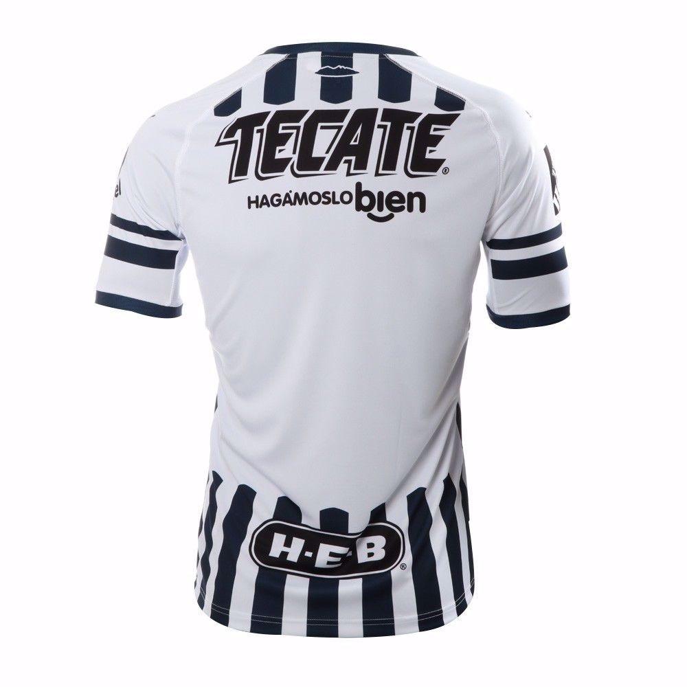 camisa monterrey uniforme 1 2018 2019 frete grátis. Carregando zoom. 6e8172b618c53