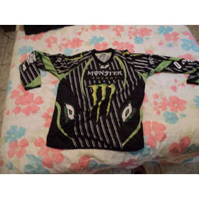 Camisa Motocross Monster Moto Trilha