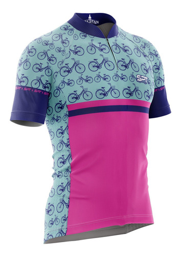 camisa mtb ciclista spartan new (f) - ref 06 - uv 50+