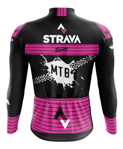 camisa mtb ciclista spartan new  ref 02.3 uv 50+ ( m/ l )