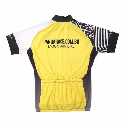 camisa mtb panda race