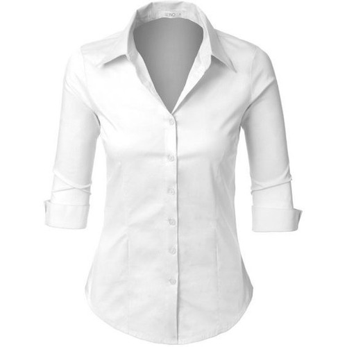 camisa mujer manga