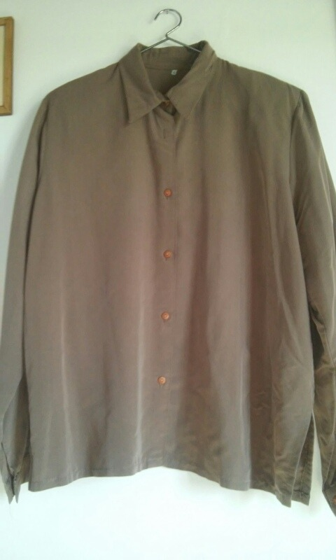 chocolate Cargando camisa 4 marron grande zoom mujer talle 1ZTn8PxEq ad3786ddcfe0a