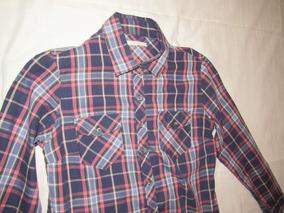 20b04b02a Camisas Escocesas Super Largas - Ropa y Accesorios Violeta en ...