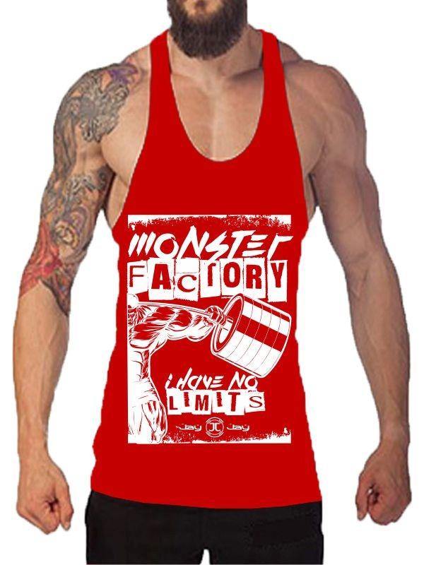Camisa Musculação Regata Cavada Maromba Kit 20 Peças - R  350 6317bf02dc2