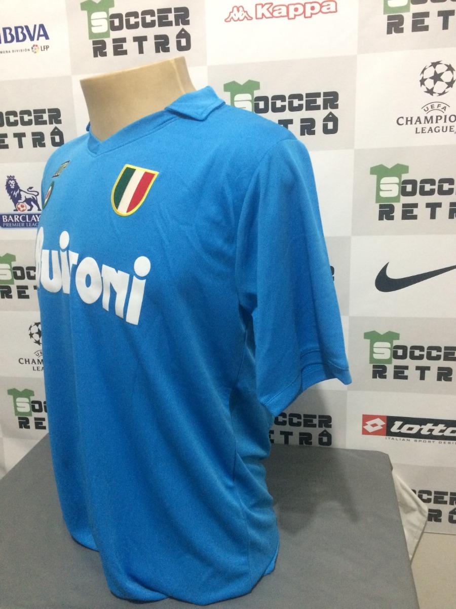 camisa napoli 1987-88 maradona 10. Carregando zoom. 1a4a1d0235484
