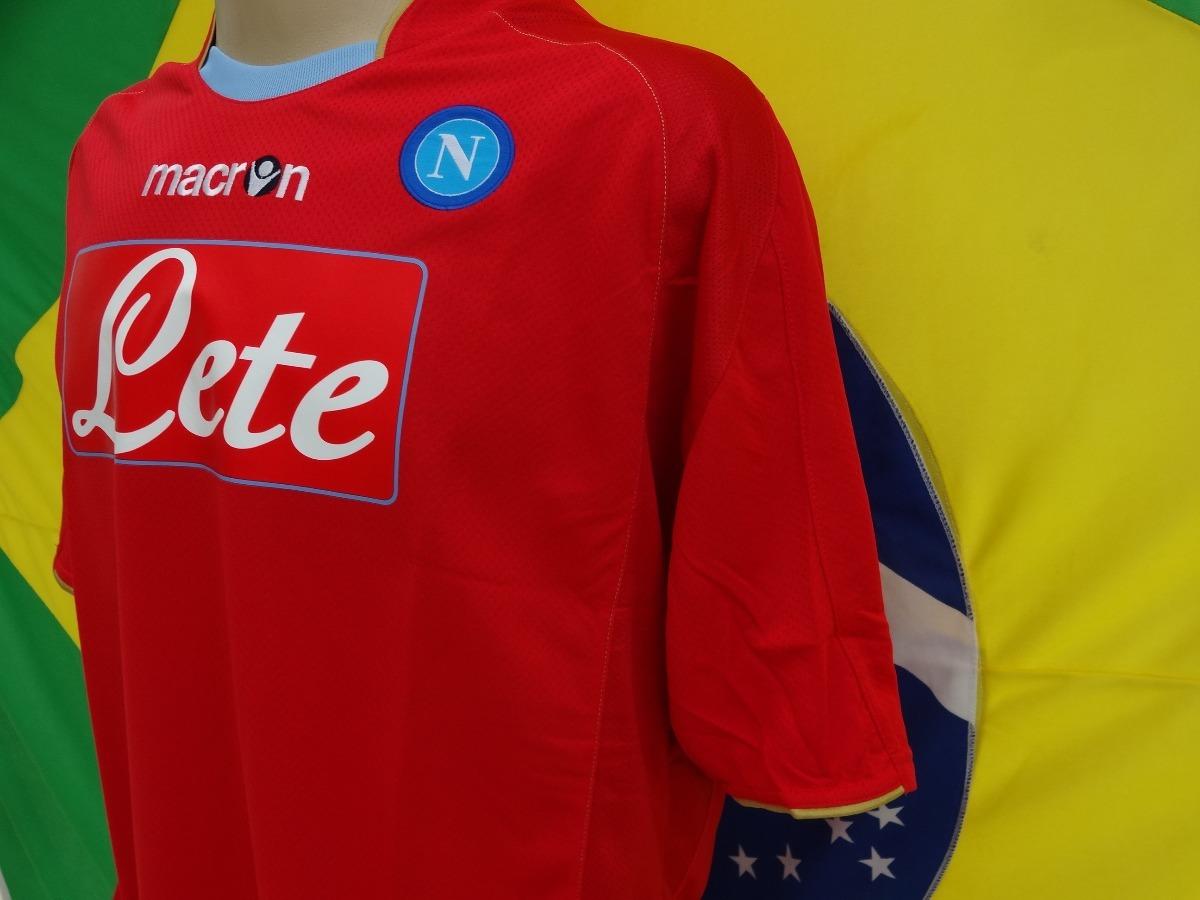 camisa napoli oficial nova temporada 2009 2010 calcio. Carregando zoom. 097d46fcf4e25