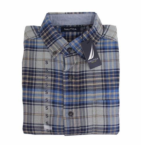 camisa nautica (importada de usa - 100% original)