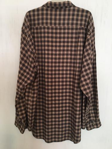 camisa nautica original mide de axila 75 cms traida de usa