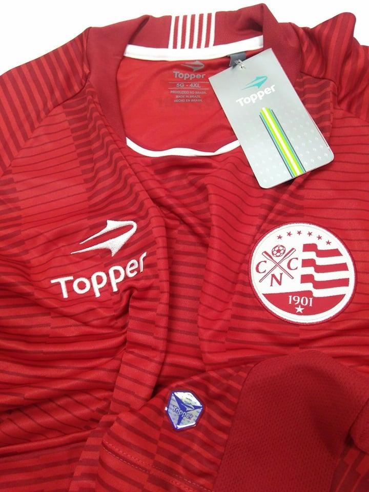 camisa nautico tam especial 8g oficial 3 topper 2016 - 2017. Carregando  zoom. 69d63bf5c66c1