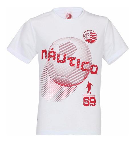 camisa nautico torcida infantil