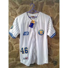 Camisa Navegantes Del Magallanes Original // Talla M