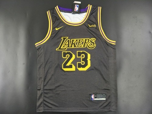 cd4d97e34 Camisa Nba Lakers  23 Lebron James 18 19 (frete Grátis) - R  150