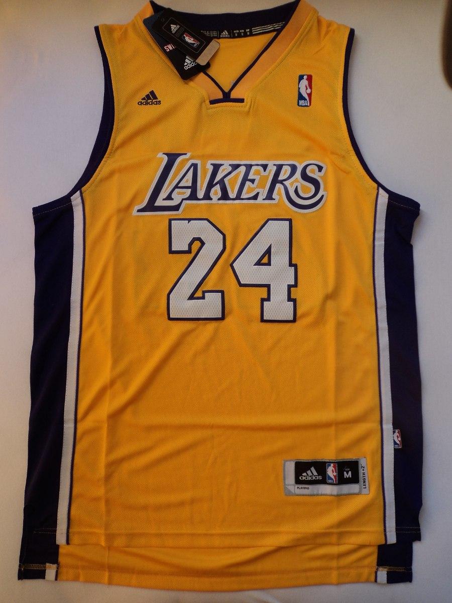 Camisa Nba Lakers Kobe Bryant 24 - Frete Grátis - 21sports - R  139 ... 3b3cba299d364