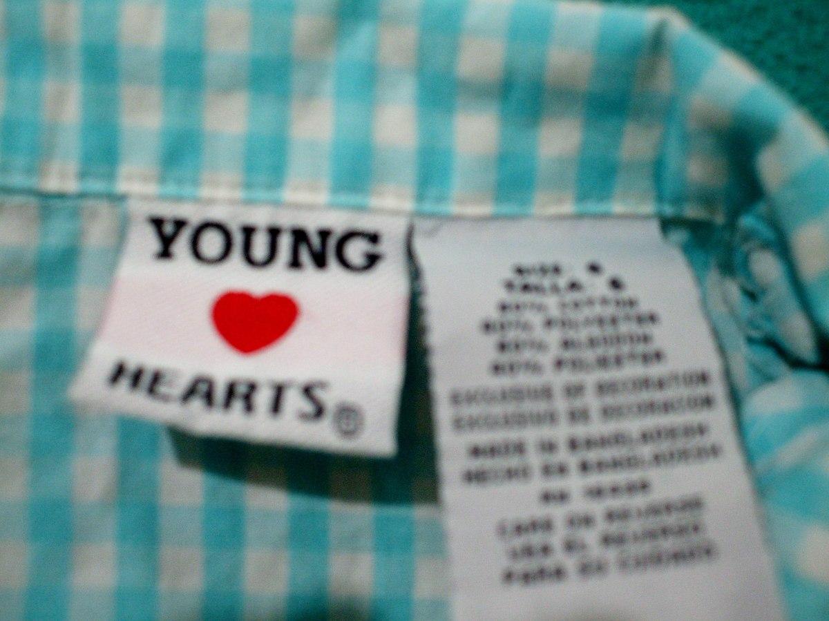 fad8ceec6 camisa nena cuadrille importada talle6 flores bordadas. Cargando zoom.