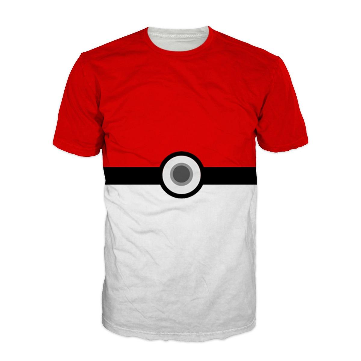 Camisa Nerd Pokemon - Camiseta Geek Pokeball Pokebola Ash
