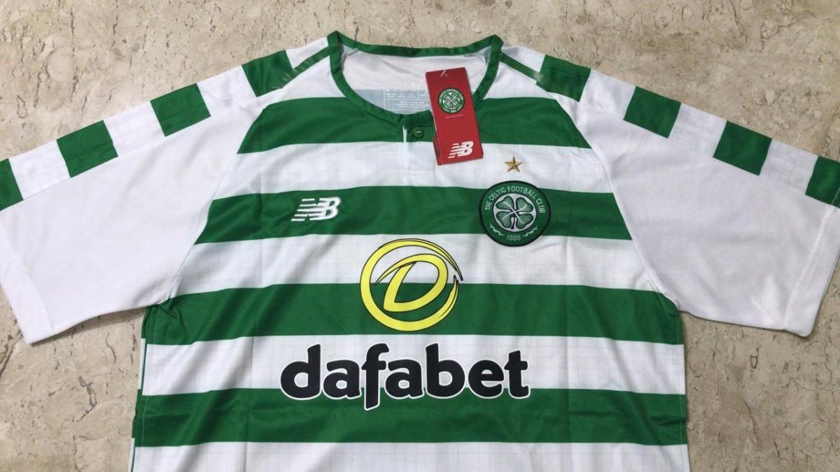 bdcc136ac Camisa New Balance Celtic 2018-2019 - Pronta Entrega! - R  169
