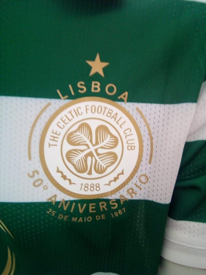 d0d6520275938 Camisa New Balance Celtic Home 2018 S nº Torcedor Oficial - R  120 ...